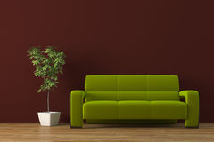 Sofa Royalty Free Stock Images
