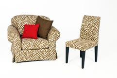 Sofa Armchair Chair Isolated Stock Photography
