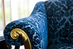 Sofa armrest Royalty Free Stock Images