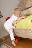 Sofa assault Stock Photo