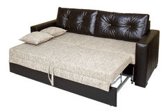 Sofa bed stock images
