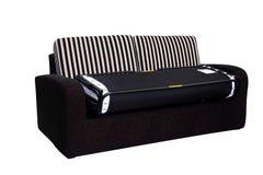 Sofa bed Royalty Free Stock Photos