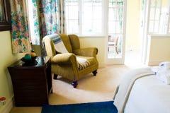 Sofa in bedroom Royalty Free Stock Photo