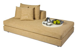 sofa bielizna Zdjęcie Royalty Free