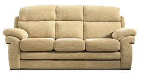 Sofa Chair Settee Royalty Free Stock Photos