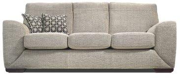 Sofa Chair Settee Stock Photography