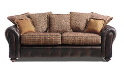Sofa Chair Settee Royalty Free Stock Photo