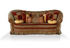 Sofa is in classic style Royalty Free Stock Photography