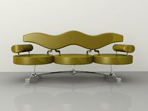 Sofa Concept Design Royalty Free Stock Photography