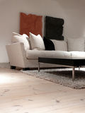 Sofa confortable Image stock