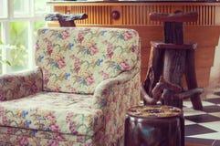 Sofa confortable Image stock