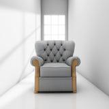 Sofa on corridor Stock Image