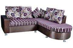 Sofa cum bed Royalty Free Stock Photos