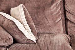 Sofa cushions Royalty Free Stock Photos