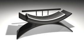 Sofa 3D Lizenzfreie Stockfotografie