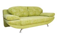 Sofa (d'isolement) Photo libre de droits