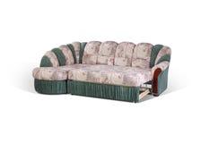 Sofa dans le bâti Photo stock