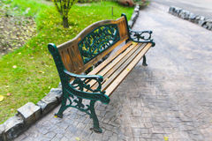 sofa de jardin photos stock