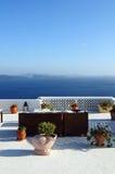 sofa de paysage marin photos stock