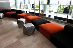 Sofa for decoration. Stock Photo