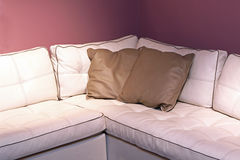 Sofa detail Royalty Free Stock Images