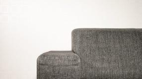 Sofa edge. The edge of a sofa Stock Photos