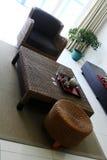 Sofa et table Image libre de droits