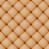 sofa för material modell för design texturerad retro Royaltyfri Fotografi