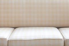 Sofa furniture Royalty Free Stock Photography