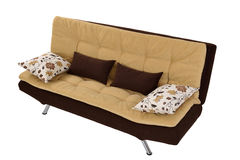 Sofa furniture Royalty Free Stock Images