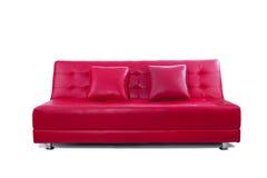 Sofa furniture isolated on white background Stock Photos