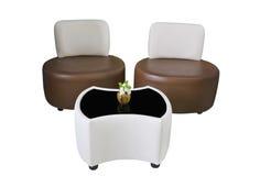 Sofa furniture set. Royalty Free Stock Photos
