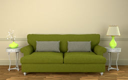 Sofa Stock Image