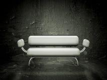 Sofa grunge illustration stock