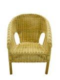 Sofa hergestellt vom Bambus Stockfotos