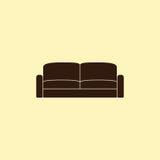 Sofa icon Royalty Free Stock Photo
