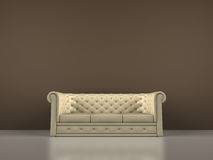 Sofa interior Royalty Free Stock Images