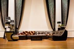 Sofa in the interior Royalty Free Stock Photos