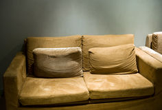 Sofa - interiors Stock Image