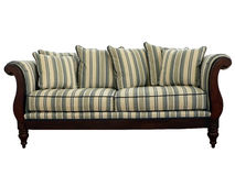 Sofa isolated Stock Image
