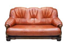 Sofa isolated on white background Royalty Free Stock Images