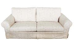 Sofa isolated on white background Stock Image