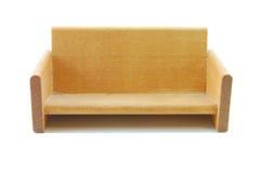 sofa jest lalki Zdjęcia Stock