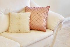 Sofa léger magnifique photo libre de droits