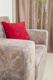 Sofa in a living room Royalty Free Stock Image