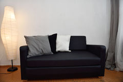 Sofa in a living room Stock Image
