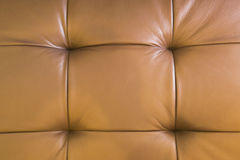 Sofa made of animal skin. Texture Background Royalty Free Stock Photography