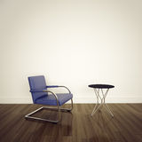 Sofa in modern comfortable interior Stock Photography