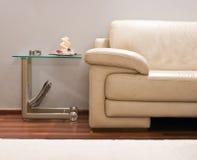 Sofa moderne Image libre de droits