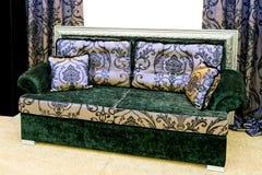 sofa modna obrazy stock